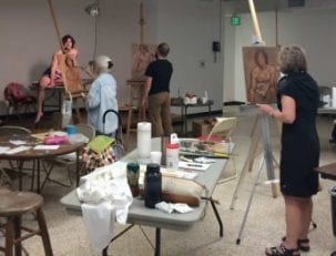 Drop In and Draw – Ongoing/Free